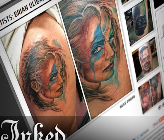 Inked Magazine Online Artist Interview