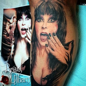 Tattoos by Brian Ulibarri Elvira