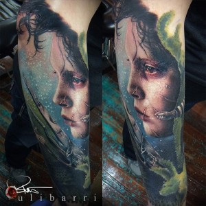 Ulibarri Ink & Art Gallery | Tattoos & Art: Brian Ulibarri