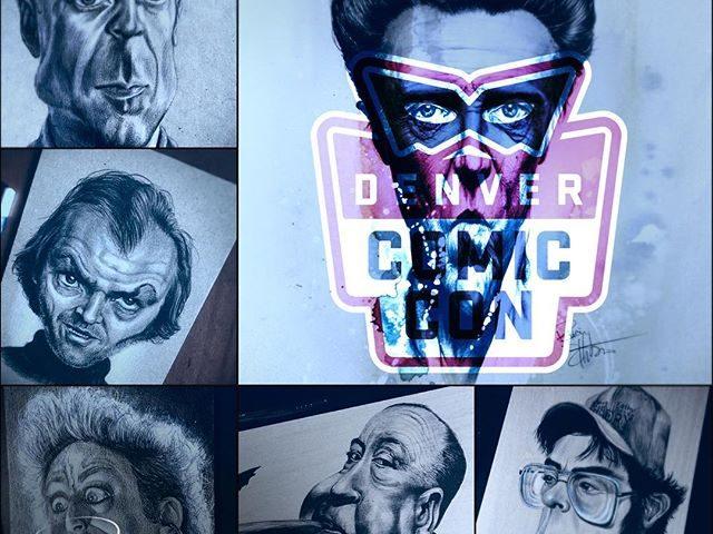 Denver ComicCon 2018