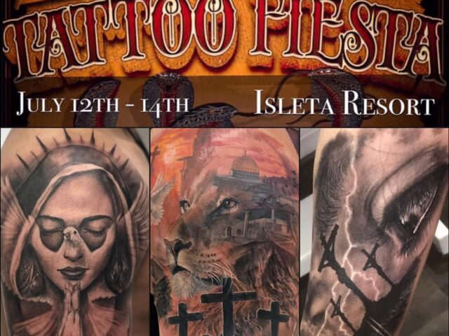 New Mexico Tattoo Fiesta 2019